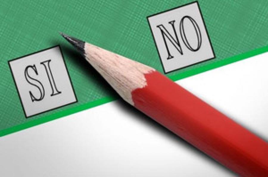 Risultati Referendum