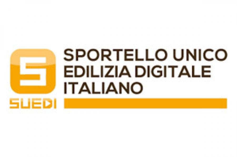 Avvio dello Sportello Unico per l'Edilizia Digitale