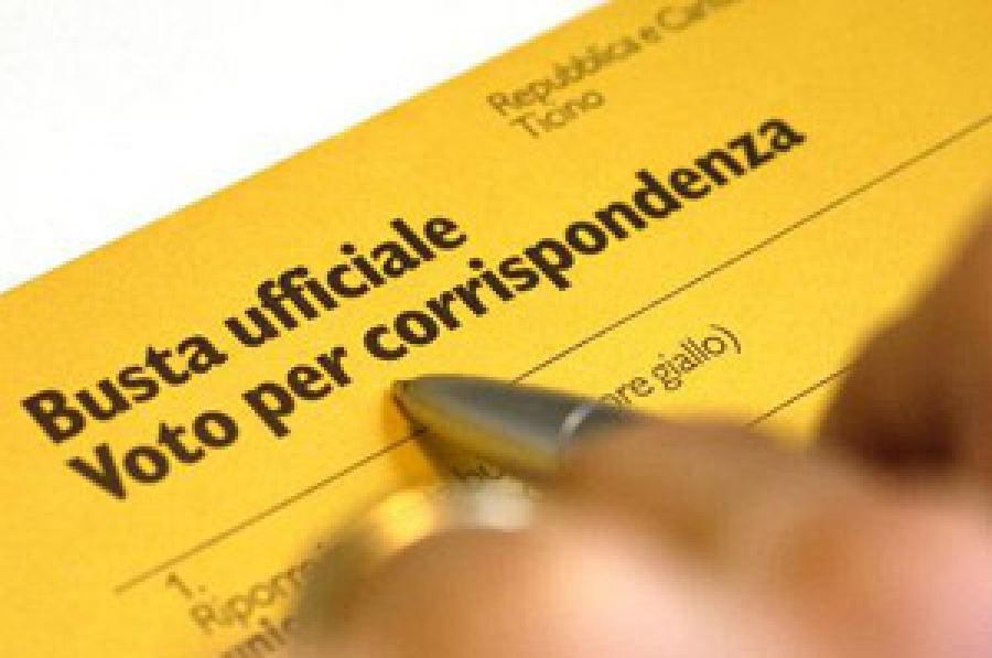 Voto degli italiani all'estero